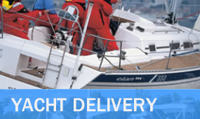 professional yacht deliveries